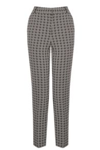Oasis Woven Geo Trouser