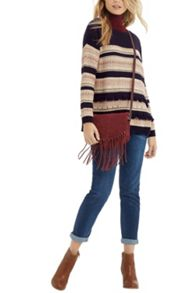 Fairisle Stripe Jumper