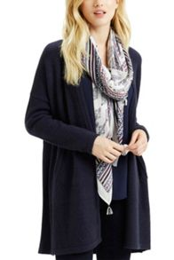 Dakota Tile Tassel Scarf
