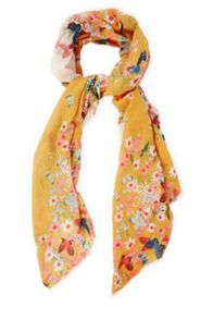 Kyoto Butterfly Scarf