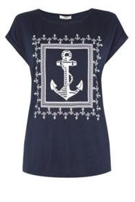 Oasis Anchor Placement T-Shirt