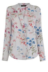Oasis Botanical Viscose Shirt