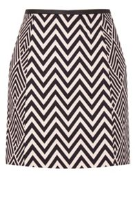 Oasis Diamond Mini Skirt