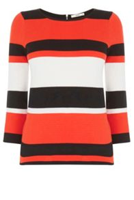 Compact Stripe Jumper