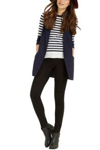 Nautical Stripe Knit