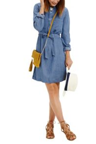 Oasis Bella Shirt Dress