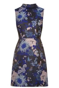 Oasis Butterfly Jacquard Shift
