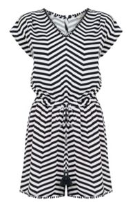 Oasis Stripe Playsuit
