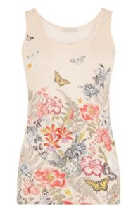Oasis Botanical Placement Vest