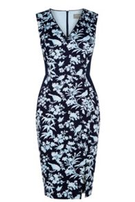 Oasis Vintage Chintz Pencil Dress