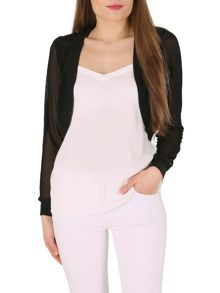 Izabel London Long Sleeve Srug Cardigan
