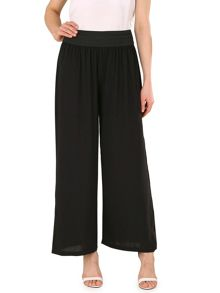 Izabel London Tribal Print Harem Trousers