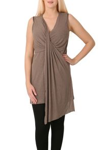 Izabel London Grecian Drape Dress