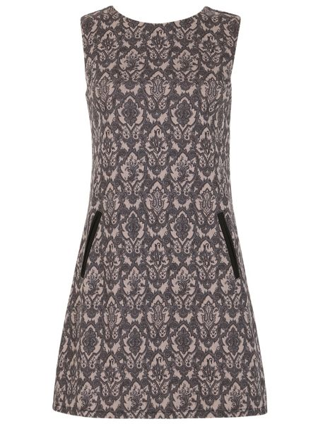 Izabel London Sixties Inspired Shift Dress