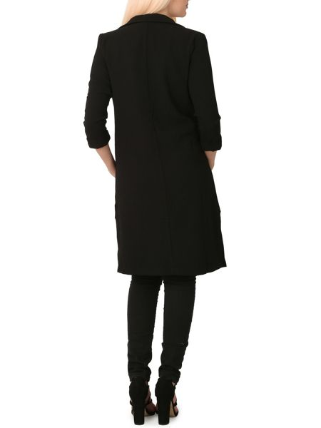 Izabel London Classic Duster Coat
