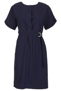 Izabel London D-Belted Shirt Dress