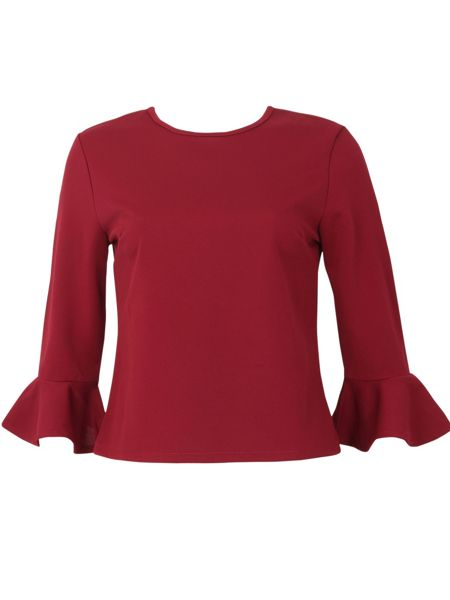 Izabel London Bell Sleeve Top