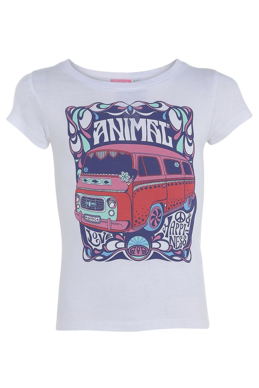 Girl`s achole t-shirt