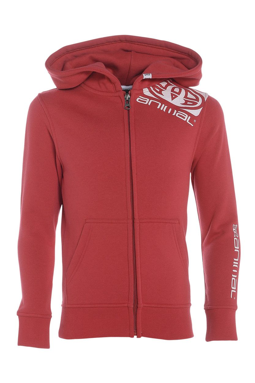 Boy`s saylor full zip hooded top