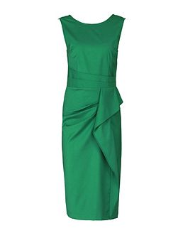 Frill Detailed Bodycon Dress