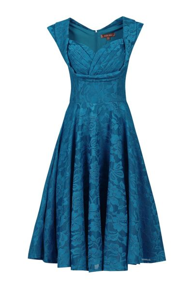 Jolie Moi Ruched Crossover Bust Prom Dress