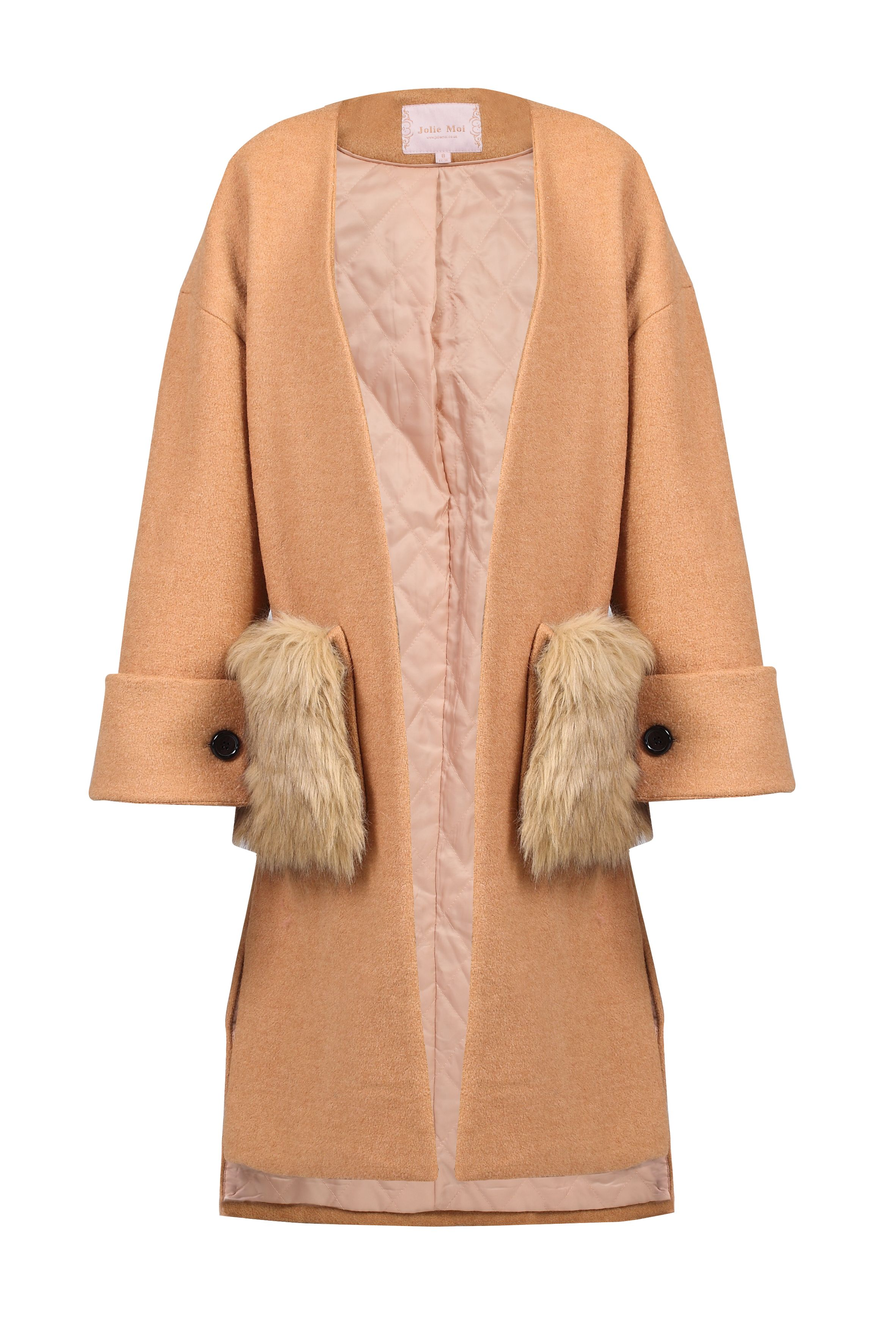 Barbour Endo Baffle Long Fur Hooded Coat Compare Bluewater Jolie Clothing Beckia Midi Dres