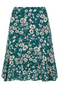 Daisy Printed Skirt