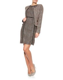 Tweed Boxy Jacket