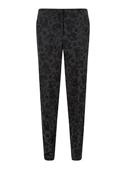 Paisley Printed Trousers