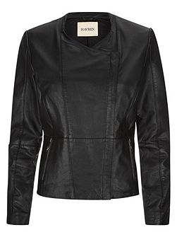 Havren Leather Jacket