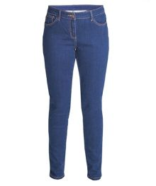 Indigo Stretch Jeans