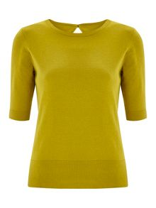 Havren Short Sleeved Jumper