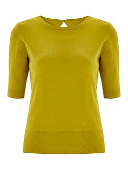 Short Sleeved Jumper