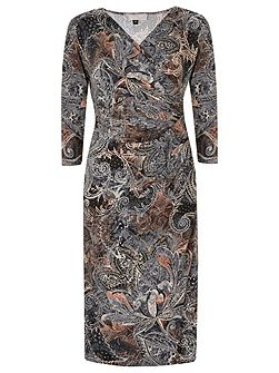 Valerie Wrap Dress