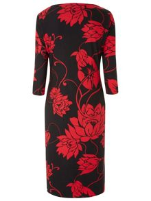 Havren Phoebe Printed Dress