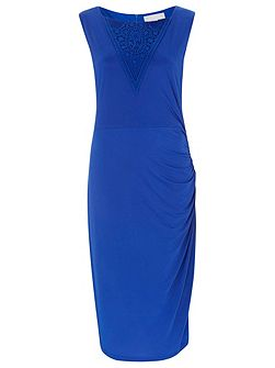 Elena Ruched Dress