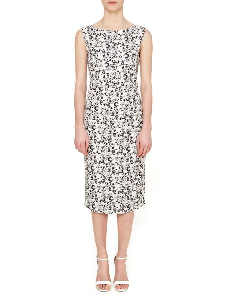 Havren Lauren Ruched Dress