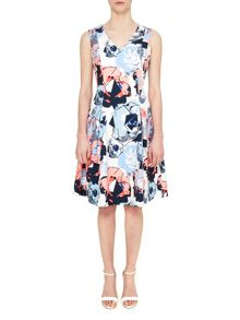 Havren Rosie Fit and Flare Dress