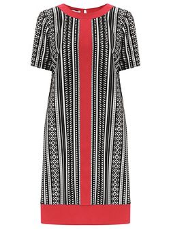 Evie Aztec Dress