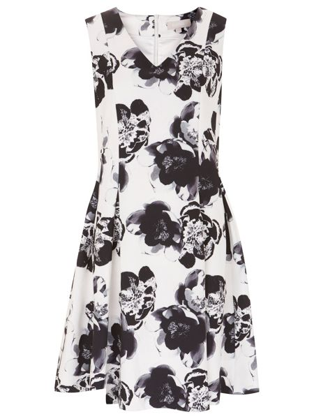 Havren Olivia Fit and Flare Dress