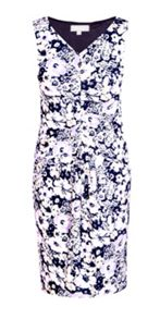Havren Molly Print Dress