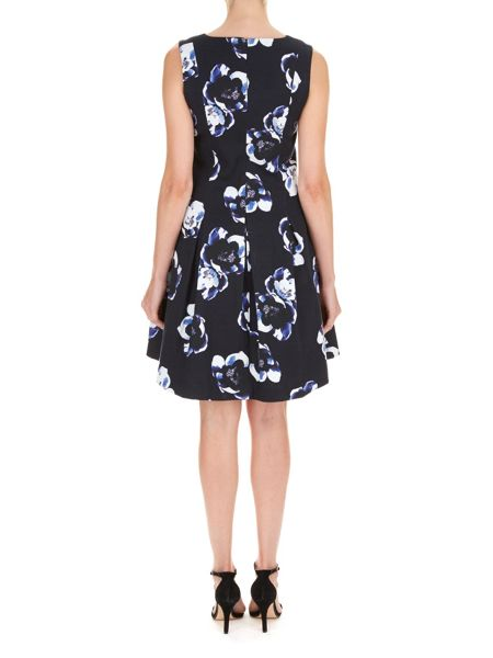 Havren Victoria Fit and Flare Dress