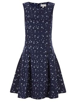 Heidi Fit and Flare Dress