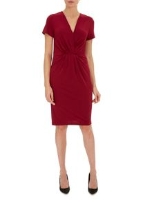 Havren Laci V Neck Dress