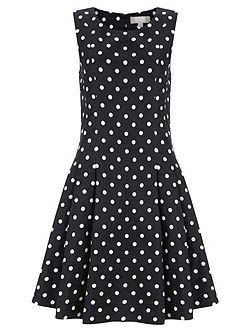 Penelope Fit and Flare Dress