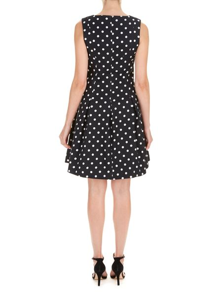 Havren Penelope Fit and Flare Dress
