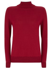Havren Penny Roll Neck Jumper