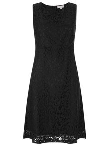 Havren Matilda Sleeveless Lace Dress