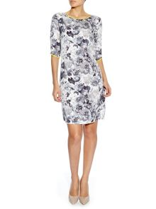 Nougat London Jessie print tunic dress