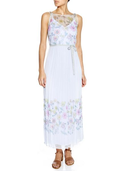 Nougat London Rosalie print maxi dress